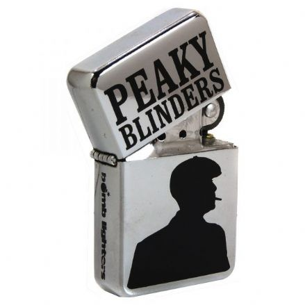Peaky Blinders Shelby Silhouette Windproof Lighter
